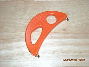 Jack Lalanne Power Juicer Replacement Part Orange Crescent Tool Blade Remover