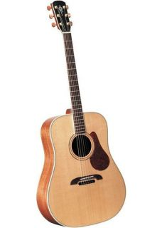 New Alvarez Yairi DYM94 Masterworks Dreadnought Acoustic Guitar with Case