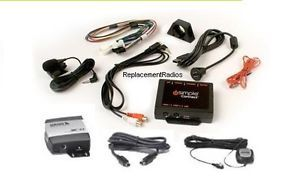 Lexus Sirius Satellite Radio Kit iPod Bluetooth USB Aux Interface with Text