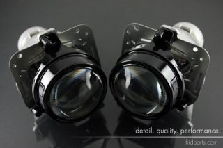 04 05 06 Acura MDX Halogen Projectors Matching H11 RARE for HID Xenon Kit Mod
