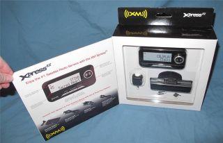 XM Radio Tuner