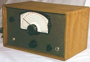 One Tube Superhet Homebrew Radio Kit Plans – Speaker Output