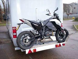 Motorhome camper Van Towbar Mount Scooter motorbike Motorcycle Carry Rack