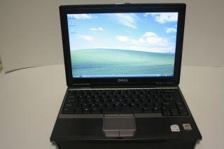 Dell Latitude D420 Intel Core 1 06GHz 1 5GB 80GB Laptop Refurbished