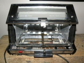 Vintage GE General Electric Toaster Oven Broiler A9T93B