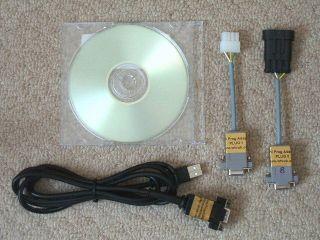 Esgi LPG GPL CNG Programming Interface Tuning Kit Laptop Connection USB
