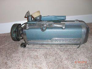 "Vintage Electrolux Model ""LX"" Canister Vacuum Cleaner"
