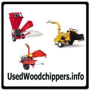 Used Woodchippers Info Online Web Domain for Sale Wood Chippers Shredders Market