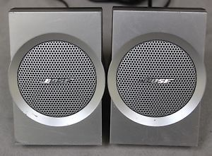 Bose Companion III Speakers Series I No Subwoofer or Cables Used