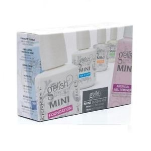 Harmony Gelish Mini Basix Kit Essentials Starter Kit