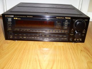 Pioneer VSX D902S 7 1 Channel Audio Video Stereo Receiver Amplifier
