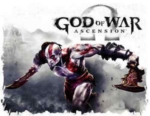 God of War Ascension V3 Shirt Xbox 360 PS3 Video Game Statue Strategy Guide
