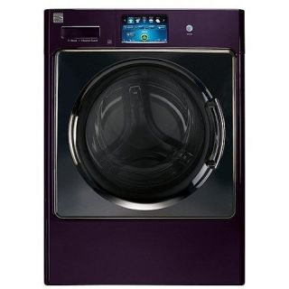 New Kenmore Elite 4 4 CU ft Steam Washer w Reversible Door Warranty