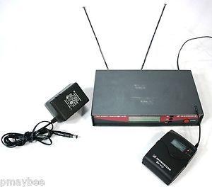 Sennheiser EW100 G2 Wireless Microphone System 700 MHz Range 740 776 MHz