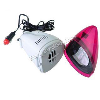12 Volt Portable Mini Car Auto Truck RV Vacuum Cleaner Wet Dry Vacuum 12V