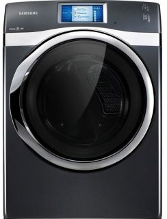 New Samsung Onyx 7 5 CU ft Electric Steam Dryer DV457EVGSGR Pick Up Only