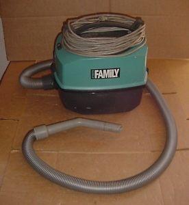 Nilfisk Family Canister Vacuum Cleaner Model CDF 2040
