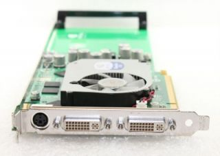 NVIDIA Quadro FX 1400 PCIe Video Card for HP Workstations XW4200 395817 001