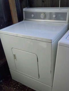 Whirlpool Dryer King Size Capacity