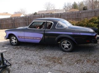 1955 Studebaker 2 Dr Coupe Old School Customized Hot Rod Rat Rod