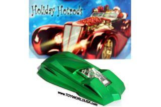 2007 Hot Wheels Target Holiday Hot Rods Shadow Jet II