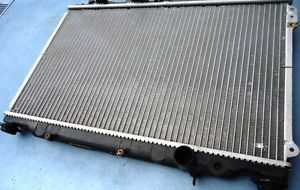 Ford Probe Mazda 626 B2200 Manual Transmission USA Made Radiator Two Row Core