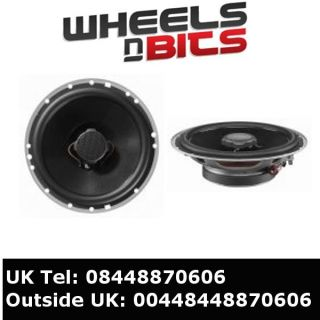 JBL GTO6528S 6 52inch 17cm 165mm Shallow Mount Car Speakers Idea for Doors