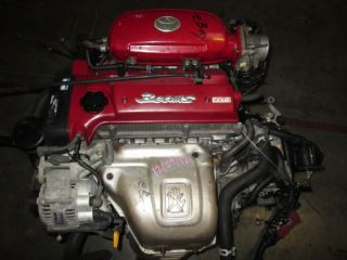 Toyota Celica ST202 JDM 3S GE Beams VVT I Engine vvti Motor 3sge Trans Wire ECU