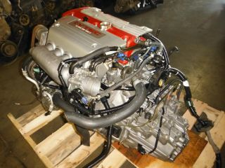 Honda Accord Euro Type R JDM K20A DOHC I vtec Engine 6SPD ASP3 LSD Trans ECU K20