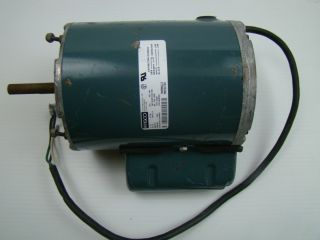 Fasco 1 2 HP Electric Motor 115V 7128 0589