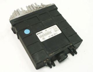 ECU ECM Engine Computer 1997 VW Jetta Golf Cabrio MK3 037 906 259 D