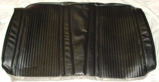 1966 Plymouth Satellite Convertible Rear Seat Cover