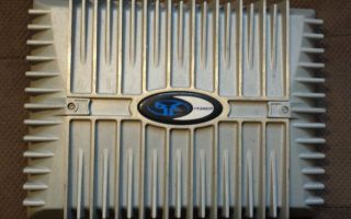 Rockford Fosgate Power 1001BD Car Amplifier Monoblock 1000 Watts RMS 080687306688
