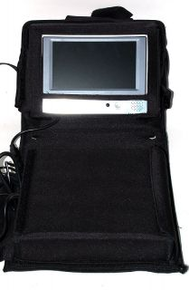 """Extreme Video DVD CD MP3 Player 7"""" Color LCD Monitor Car Headrest Holder"""