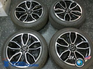 """2013 Ford Mustang Factory 19"""" Black Wheels Tires Rims DR33 1007 FA"""
