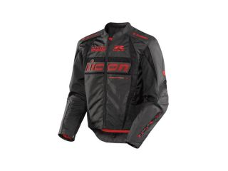 Icon Suzuki GSXR Arc Jacket SM Black 2820 1315