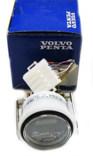 Volvo Penta Marine Boat VDO Digital Trim Gauge 872498