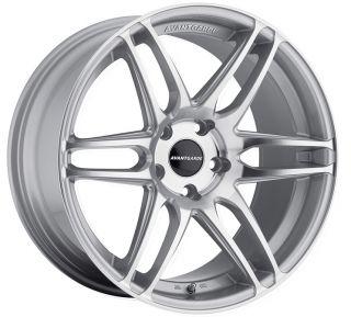"20"" Avant Garde M368 Wheels Silver BMW 5 Series 528 535 550 F10 F11 Staggered AG"