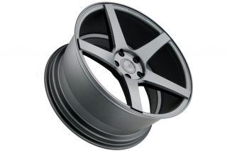 "19"" Hyundai Genesis Coupe Avant Garde M550 Concave Staggered Wheels Rims"