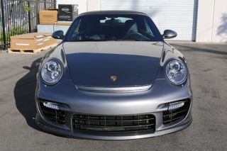 2012 Porsche Turbo s Cabriolet Body Kit Centerlock Forgiato Wheels