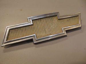 Hood Trim Chevrolet Truck 1969 1970 1971 1972 Bowtie Chevy C 10 C 20 C10 C20
