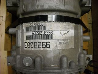 New Allison 1000 Automatic Transmission 2004 Model Chevy GMC and Hummer
