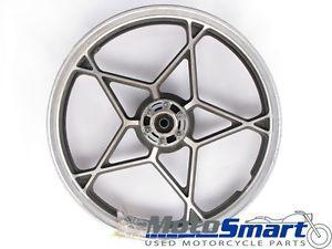 1981 Suzuki Enkei GS1100E GS1100EX Front Wheel Rim 19 inch Straight Good 107426