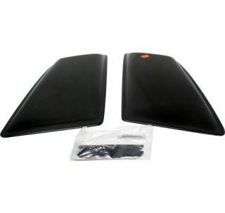 Pair Set of 2 Hood Scoop Open Box Black F150 Truck F250 s 10 Blazer S10 Pickup