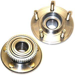 BCA 513221 Front Wheel Hub Bearing Assembly Mustang