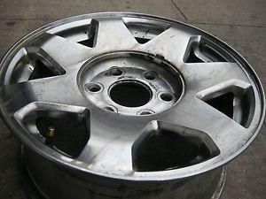 Cadillac Escalade Chrome Wheel Size 17'