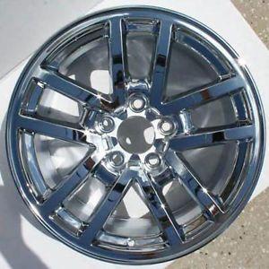 "17"" 17x9 Chrome Alloy Wheels Rims for 2000 2002 Chevrolet Camaro SS New SETOF4"