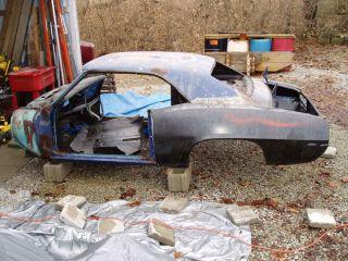 1967 Chevrolet Camaro RS Chevy Parts Car Shell