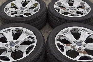 """Ford Taurus 19"""" Chrome Wheels Rims Tires 3818"""