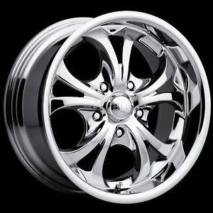"Chevy Camaro Blazer Jimmy S10 18"" Wheels Rims Chrome"